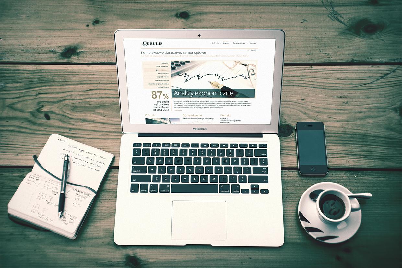 projekt graficzny strony www