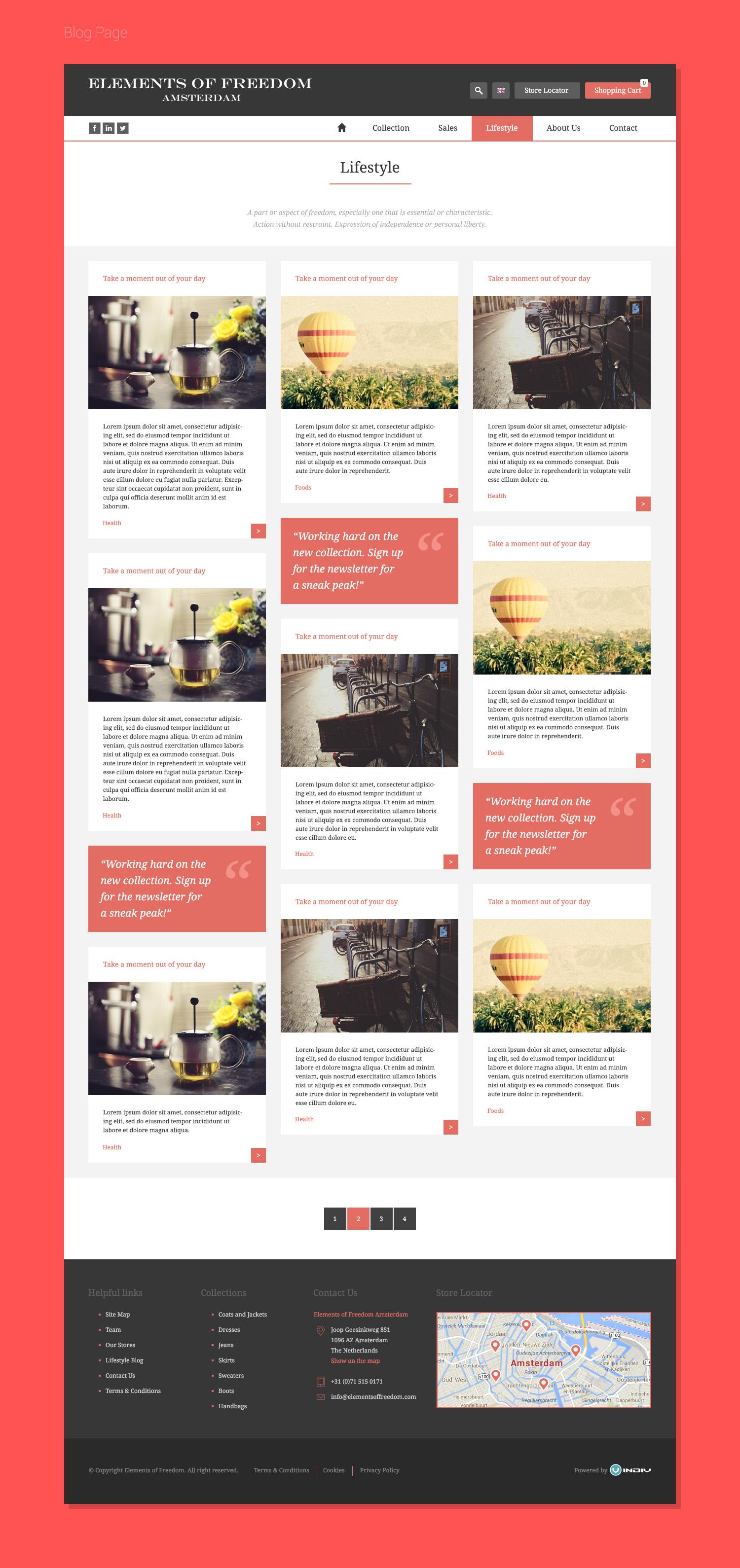 projekowanie strony internetowej