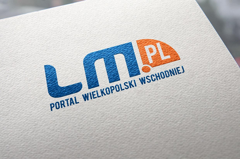 projekt graficzny logo firmowego