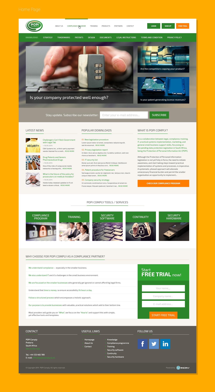 POPI Strona www