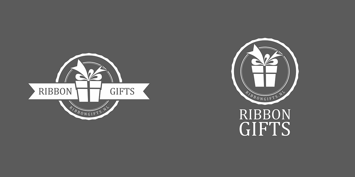 Logo Ribbon Gifts