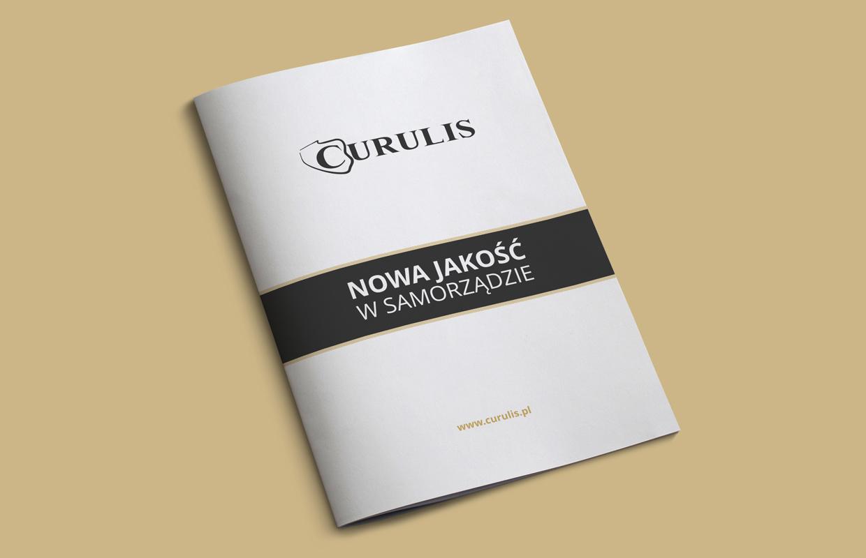 Katalog firmowy dla Curulis