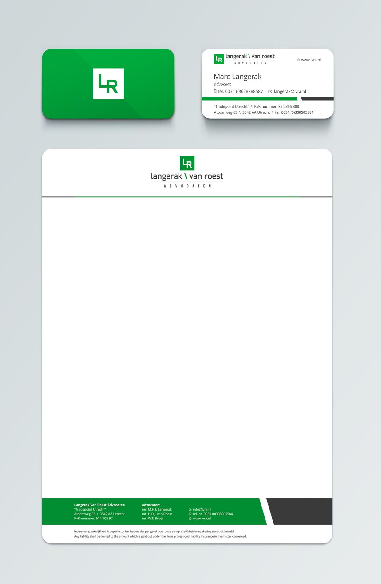 Projekt graficzny papeterii firmowej