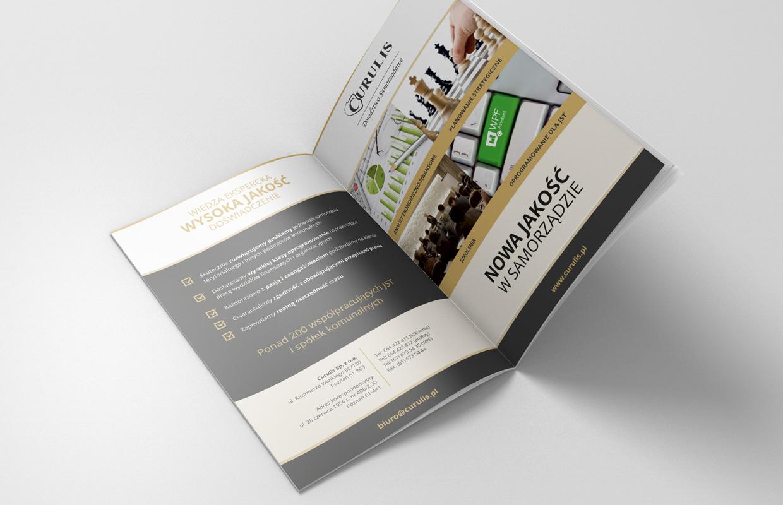 Projekt katalogu dla firmy