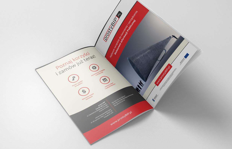 Katalog firmowy projekt