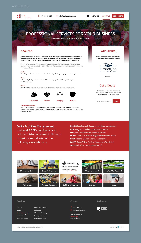 projekt graficzny witryny www